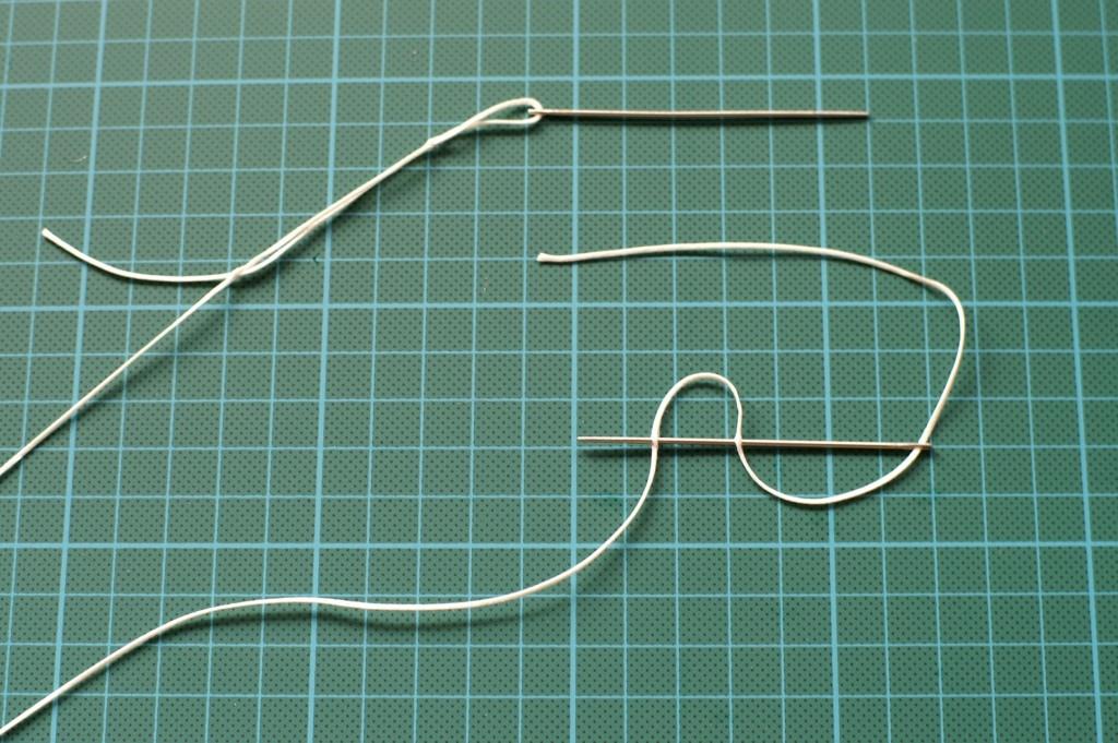 Schritt 7: Anfertigen einer Ledermesserscheide